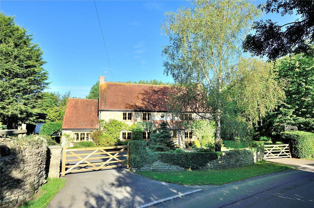 4 Bedrooms Detached House for sale in West Bourton, Gillingham, Dorset