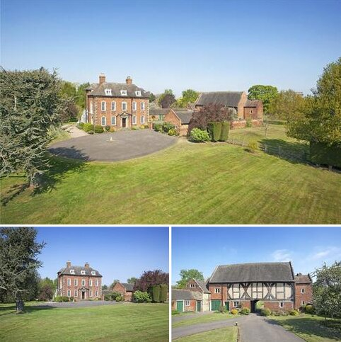 9 bedroom detached house for sale - Mavesyn Ridware, Lichfield, Staffordshire, WS15
