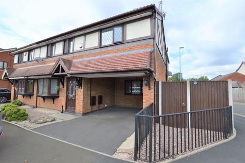 4 bedroom semi-detached house for sale - Carpenters Walk, Droylsden