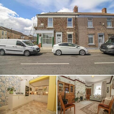 2 bedroom end of terrace house for sale - Whitby Street, North Shields