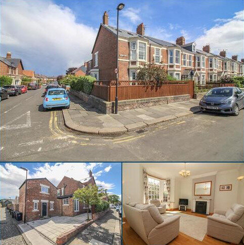 5 bedroom end of terrace house for sale - Rothwell Road, Newcastle Upon Tyne