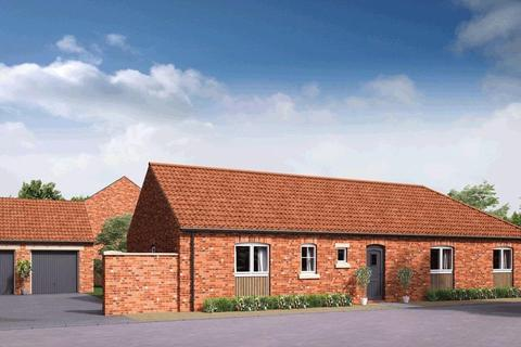 3 bedroom detached bungalow for sale - The Heathlands, Skipwith, Selby