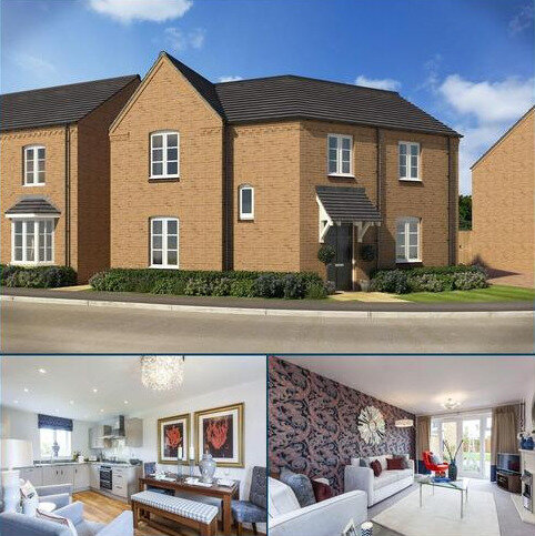 3 bedroom detached house for sale - Plot 143, FAIRWAY at Kingfisher Meadows, Burford Road, Witney, WITNEY OX28