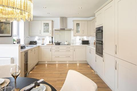 David Wilson Homes - Larks Rise at Tadpole Garden Village - Plot 21, The Chedworth at Saxon Grove, Restrop Road SN5