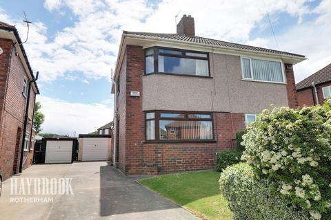2 bedroom semi-detached house for sale - Brinsworth Hall Crescent, Brinsworth