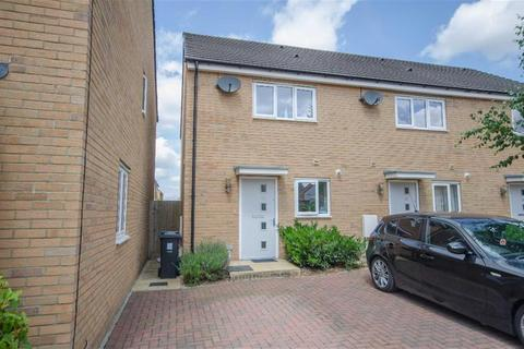 2 bedroom end of terrace house for sale - Rowan Drive, Lyde Green, Bristol, BS16 7GZ