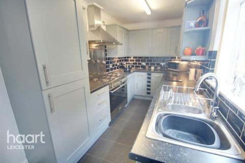 3 bedroom end of terrace house for sale - Fullhurst Avenue, Leicester