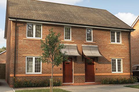 3 bedroom semi-detached house for sale - Plot 86, Sorley at Norton Hall Meadow, Norton Canes, Cannock WS11