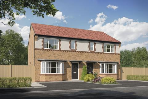 Cerris Homes - Platts Meadow - Plot 131, The Haxby at Woodford Grange, Winsford, Woodford Grange, Woodford Lane CW7