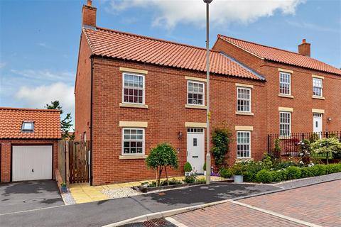 4 bedroom semi-detached house for sale - Field View Close, Ampleforth, York, YO62 4EL