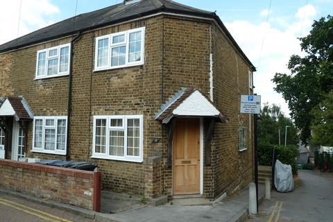 2 bedroom terraced house to rent - Trinity Street , Bishops Stortford, Herts