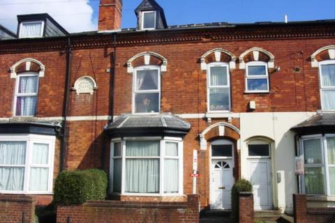 Studio to rent - 123 birchfield road, perry barr, birmingham B19