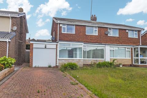3 bedroom semi-detached house for sale - Broadmeadows, East Herrington, Sunderland, Tyne and Wear, SR3 3RF