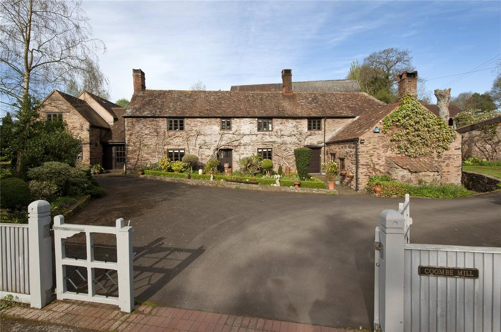4 Bedrooms Detached House for sale in Coombe, West Monkton, Taunton, Somerset