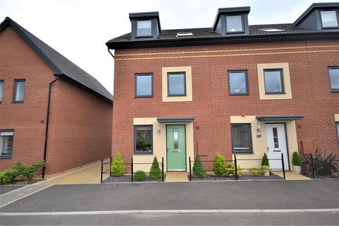 3 bedroom semi-detached house for sale - Elmores Well Avenue, Tithebarn, Exeter, EX1 3XG