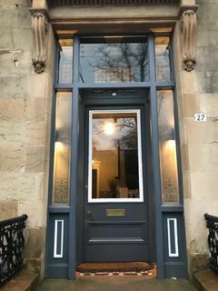 Studio to rent - 27 Huntly Gardens, Glasgow, G12 9AU