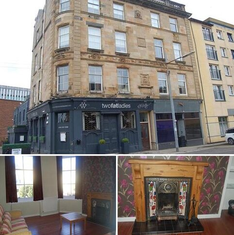 3 bedroom flat to rent - Argyle Street, Glasgow, G3 8UF