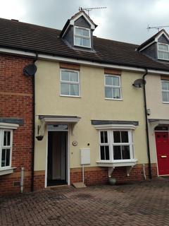3 bedroom townhouse to rent - Tutors Way, Kidderminster DY10
