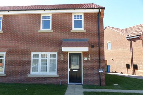 3 bedroom semi-detached house to rent - Langhorn Drive, Howden