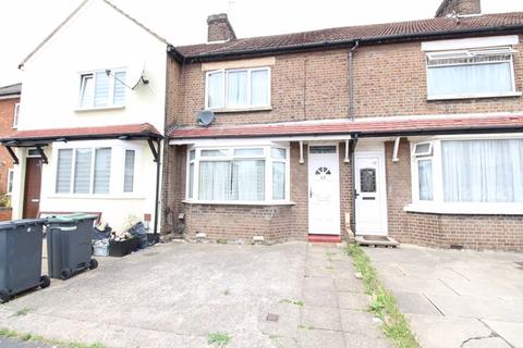 3 bedroom terraced house for sale - CHAIN FREE, Millfield Road, Luton