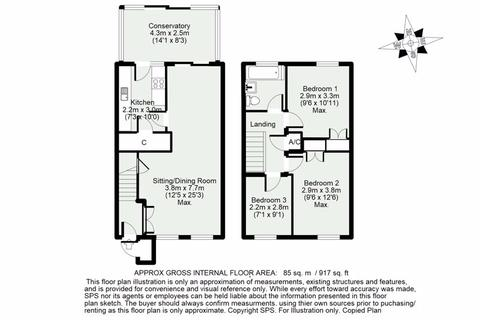 3 bedroom end of terrace house for sale - The Phelps KIDLINGTON