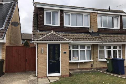 3 bedroom semi-detached house for sale - Duhallow Close, Guisborough