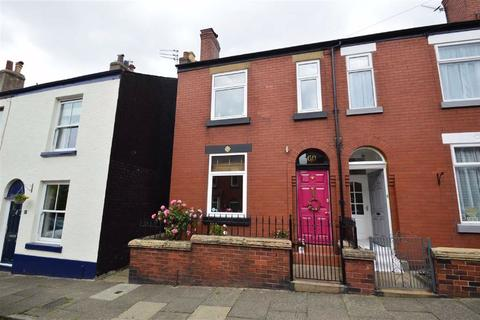 3 bedroom end of terrace house for sale - Hobson Street, Macclesfield