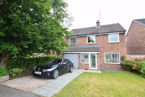 3 bedroom detached house for sale - Tytherington Drive, Macclesfield