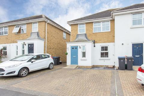 3 bedroom end of terrace house for sale - Goodwin Close, Deal