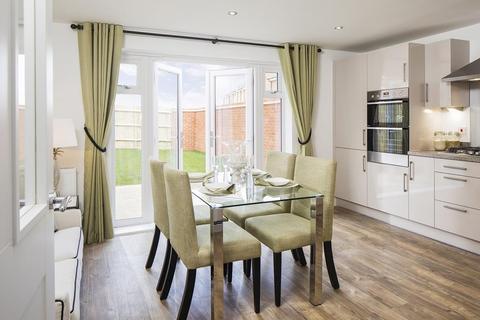 3 bedroom end of terrace house for sale - Plot 206, Hinton at The Chase @ Newbury Racecourse, Fetlock Drive, Newbury, NEWBURY RG14