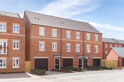 3 bedroom end of terrace house for sale - Plot 209, Houghton at The Chase @ Newbury Racecourse, Fetlock Drive, Newbury, NEWBURY RG14
