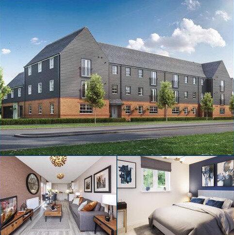 2 bedroom apartment for sale - Plot 101, Ambersham at Barratt Homes at Kingsbrook, Burcott Lane, Aylesbury, AYLESBURY HP22