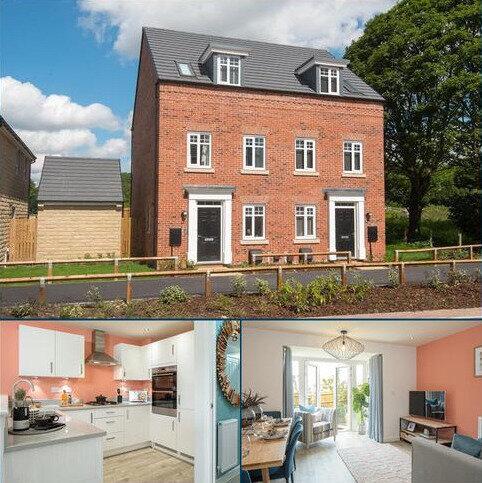 3 bedroom semi-detached house for sale - Plot 53, Greenwood at Fairfield Croft, Shipton Road, York, YORK YO30