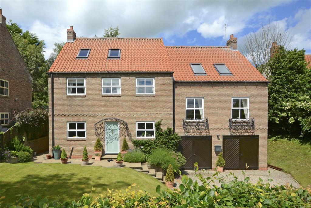 6 Bedrooms Detached House for sale in Back Lane, Ampleforth, York, North Yorkshire