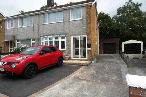3 bedroom semi-detached house for sale - Deri Avenue, Pencoed, Bridgend, CF35 6TT