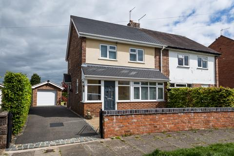 2 bedroom semi-detached house for sale - HASELMERE AVENUE, MILTON, STOKE ON TRENT, STAFFORDSHIRE ST2