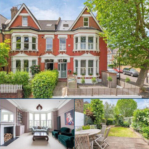 5 bedroom semi-detached house for sale - Red Post Hill, North Dulwich London SE24