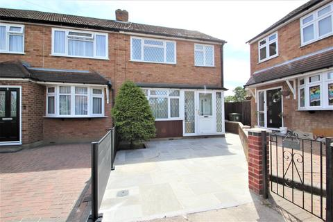 3 bedroom semi-detached house - Peartree Gardens , Collier Row , Essex, RM7 8HT
