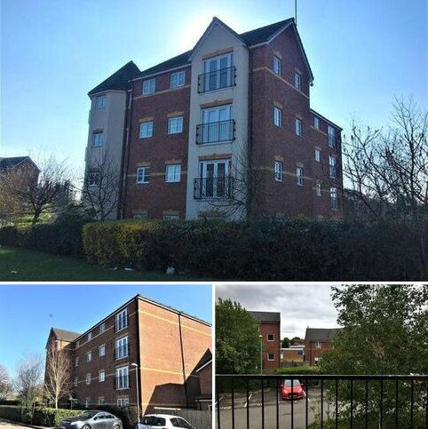 2 bedroom apartment for sale - 4 Larch Gardens, Cheetham Hill, Manchester, Lancashire, M8
