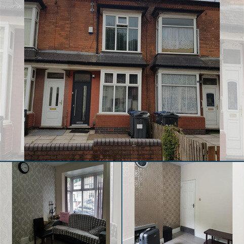 3 bedroom terraced house to rent - South Road, Hockley , Birmingham B18
