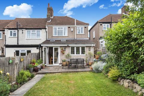 3 bedroom end of terrace house for sale - Bramdean Crescent, Lee
