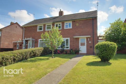 2 bedroom semi-detached house for sale - Thornpark Rise, Exeter