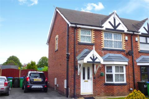 3 bedroom semi-detached house for sale - Pleasant Street, Castleton, Rochdale, Greater Manchester, OL11