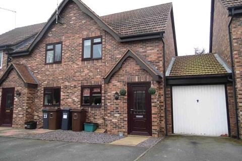2 bedroom terraced house to rent - Fletcher Grove, Knowle, Solihull, West Midlands, B93