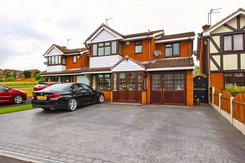 4 bedroom detached house for sale - Nightingale Crescent, Coppice Farm, Willenhall