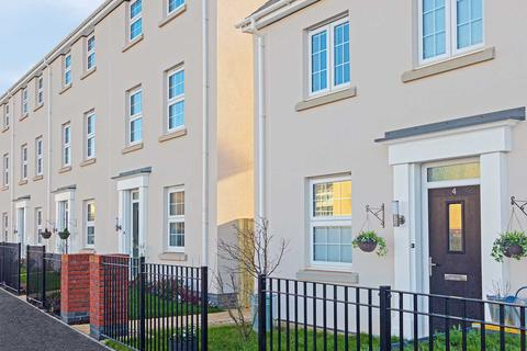 4 bedroom terraced house for sale - Plot 101, The Aslin at Kingfisher Green, Phase 3A Cranbrook New Town, Rockbeare, Exeter EX5