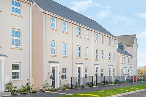 4 bedroom terraced house for sale - Plot 78, The Burnet at Kingfisher Green, Phase 3A Cranbrook New Town, Rockbeare, Exeter EX5