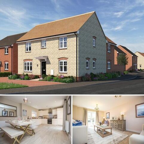 4 bedroom detached house for sale - Plot 92, The Kempthorne at The Grange, Swindon Road, Wroughton, Wiltshire SN4