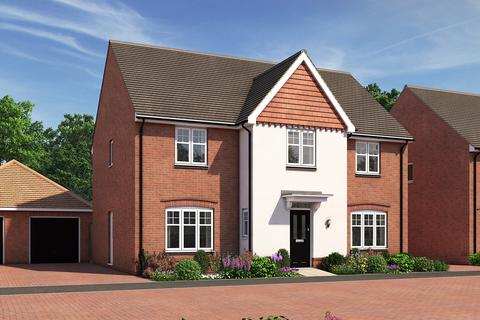 5 bedroom detached house for sale - Plot 93, The Railton at The Grange, Swindon Road, Wroughton, Wiltshire SN4