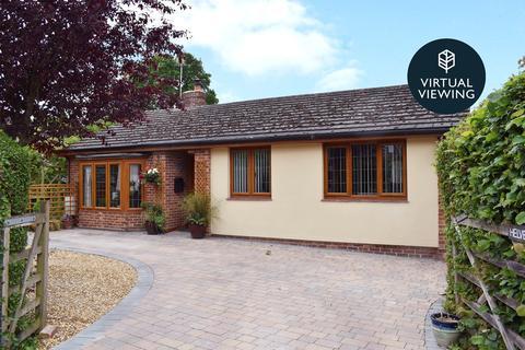 3 bedroom detached bungalow for sale - School Road, Nomansland, Salisbury, SP5